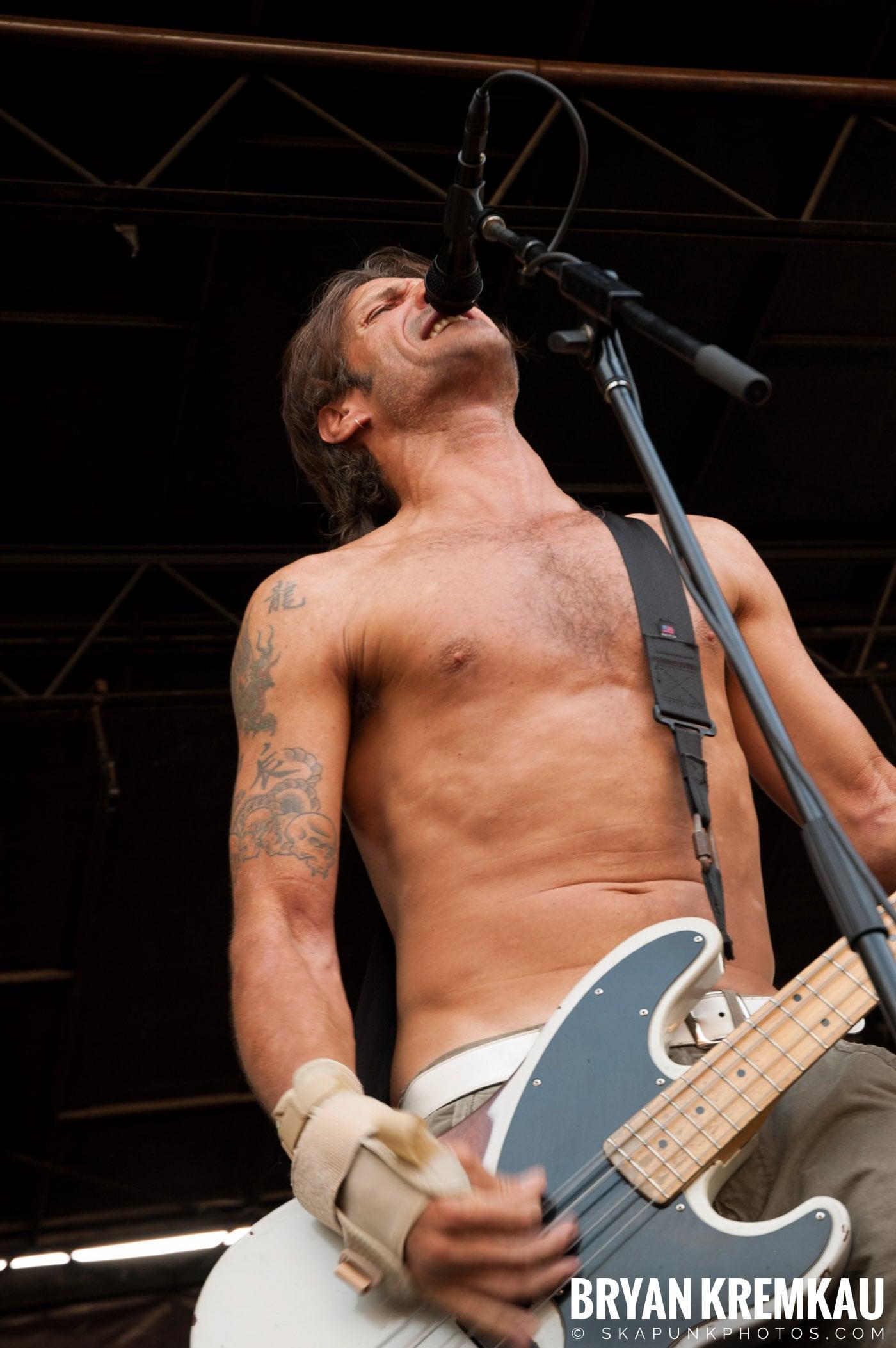 Bad Religion @ Warped Tour 2007, Scranton PA - 7.26.07 (7)