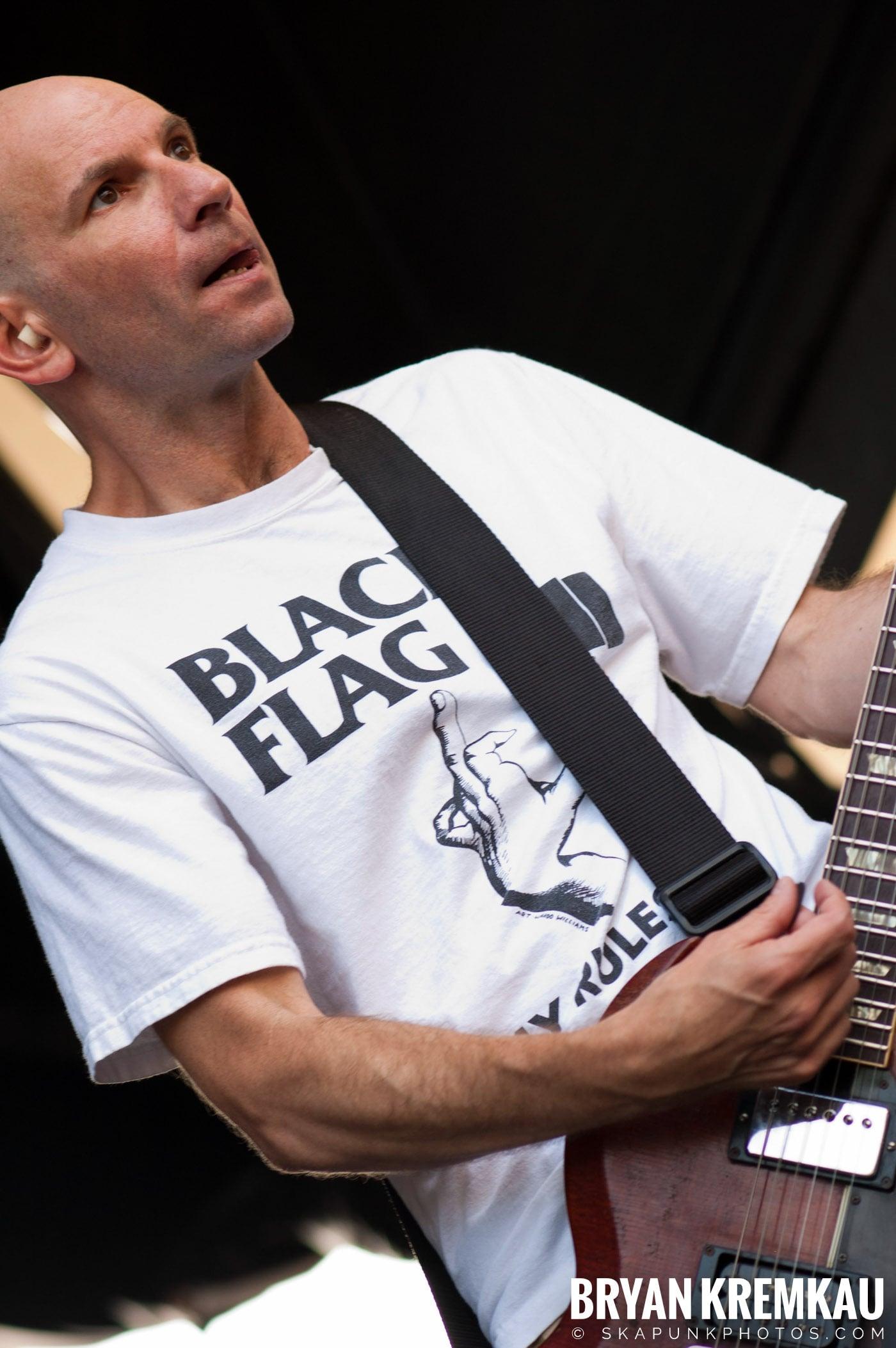 Bad Religion @ Warped Tour 2007, Scranton PA - 7.26.07 (2)
