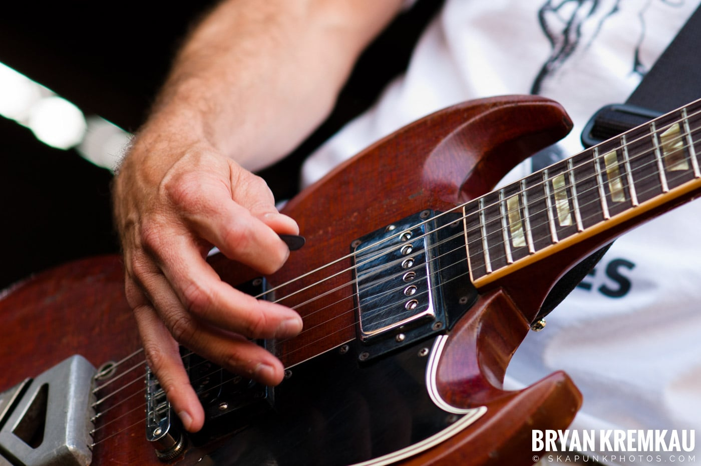 Bad Religion @ Warped Tour 2007, Scranton PA - 7.26.07 (1)