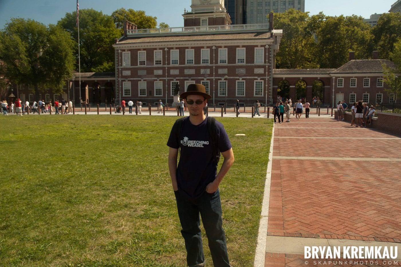 Philly Day Trip @ Philadelphia, PA - 8.18.07 (10)