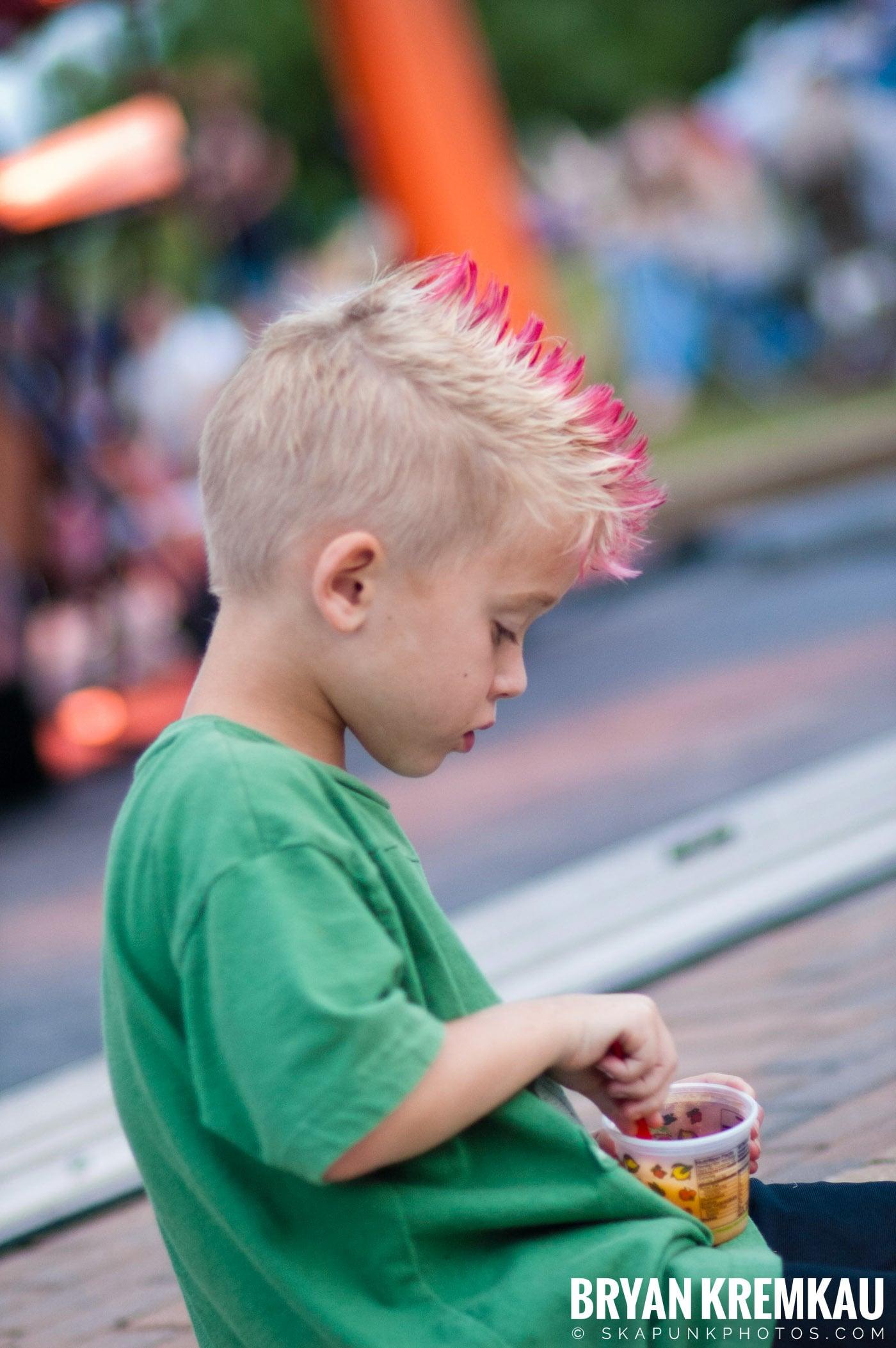 The Young Dubliners @ Burlington County Amphitheater, Burlington, NJ - 8.19.07 (14)