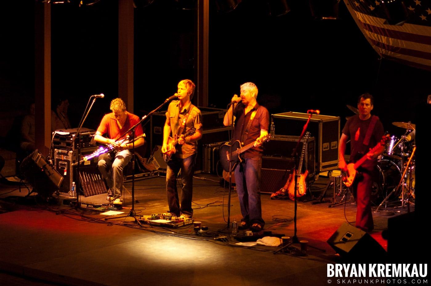 The Young Dubliners @ Burlington County Amphitheater, Burlington, NJ - 8.19.07 (3)