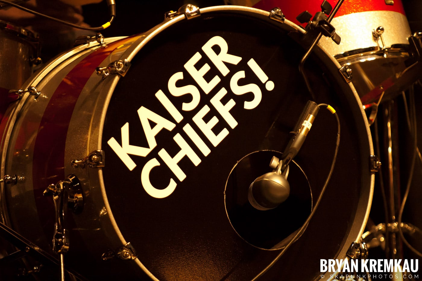 Kaiser Chiefs @ Beacon Theater, NYC - 9.30.07 (19)