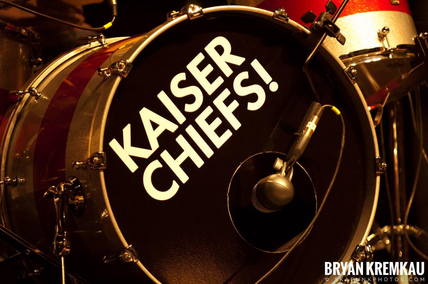 Kaiser Chiefs @ Beacon Theater, NYC - 9.30.07 (19)