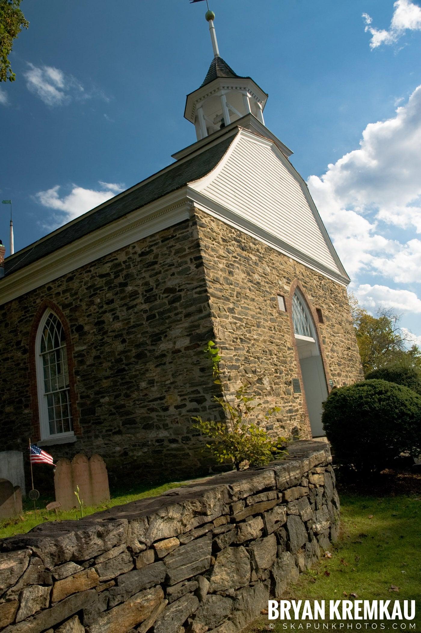 The Old Dutch Church & Lyndhurst Mansion @ Sleepy Hollow/Tarrytown, NY - 10.20.07 (35)