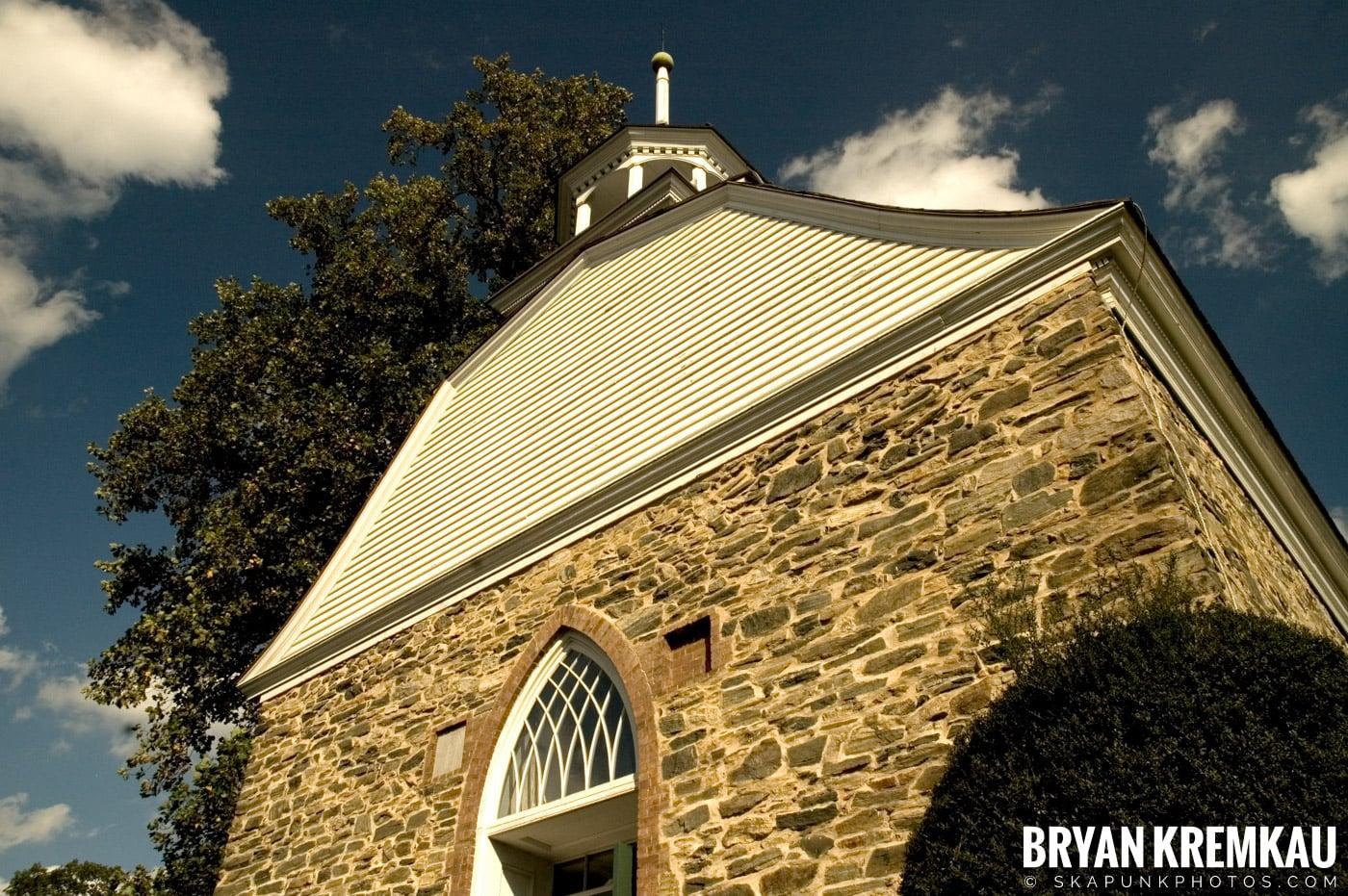 The Old Dutch Church & Lyndhurst Mansion @ Sleepy Hollow/Tarrytown, NY - 10.20.07 (33)