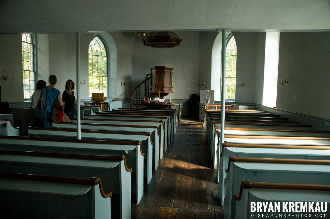 The Old Dutch Church & Lyndhurst Mansion @ Sleepy Hollow/Tarrytown, NY - 10.20.07 (32)