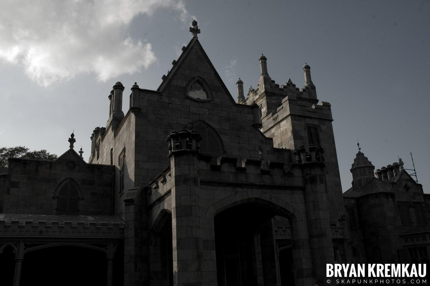 The Old Dutch Church & Lyndhurst Mansion @ Sleepy Hollow/Tarrytown, NY - 10.20.07 (11)