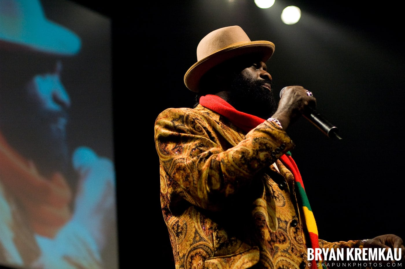 Jimmy Riley @ Vintage Reggae Fest - Hammerstein Ballroom, NYC - 12.16.07 (1)