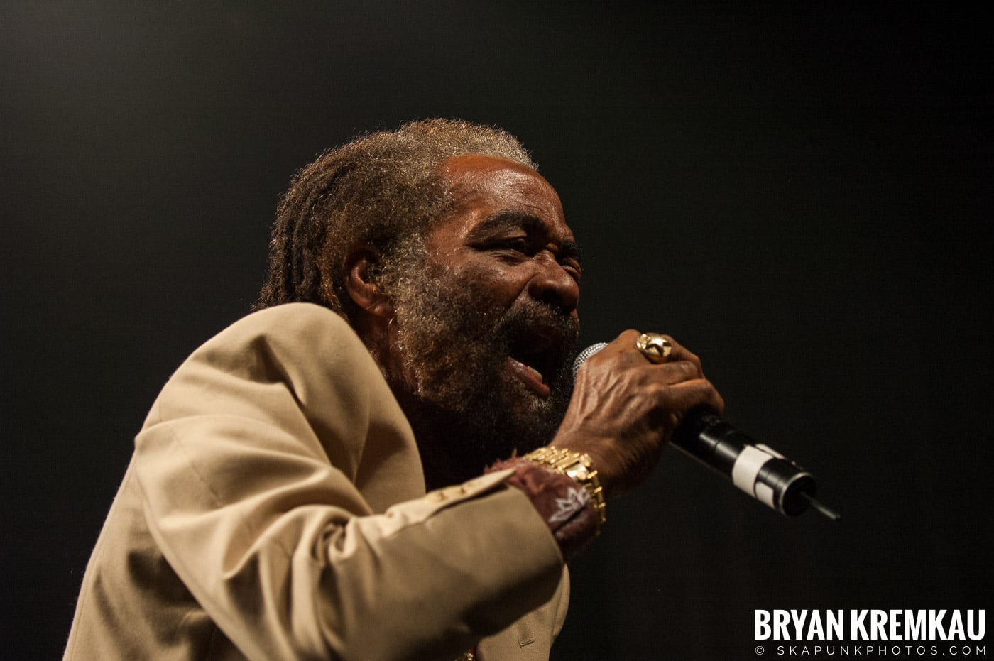 John Holt @ Vintage Reggae Fest - Hammerstein Ballroom, NYC - 12.16.07 (5)