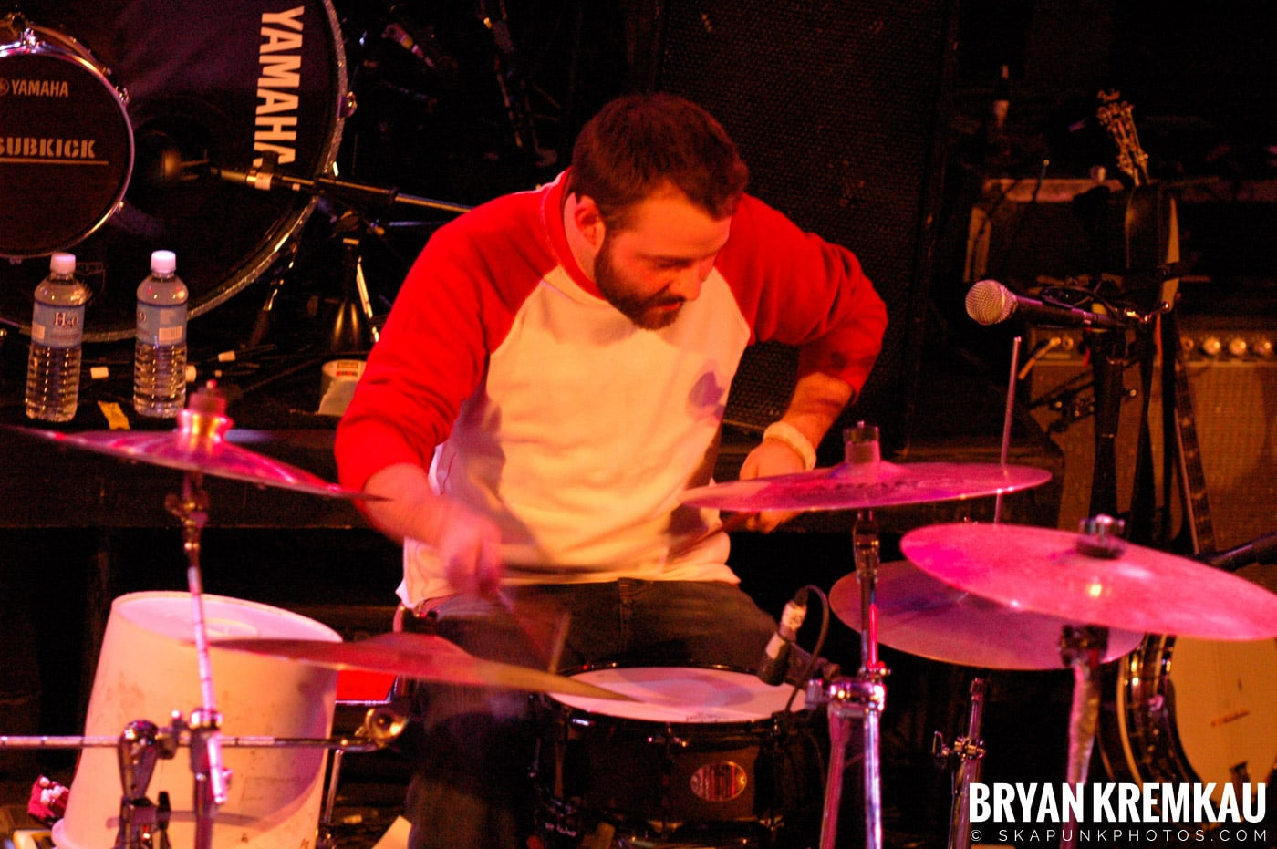Rev. Peyton's Big Damn Band @ The Chance, Poughkeepsie NY - 2.21.08 (12)
