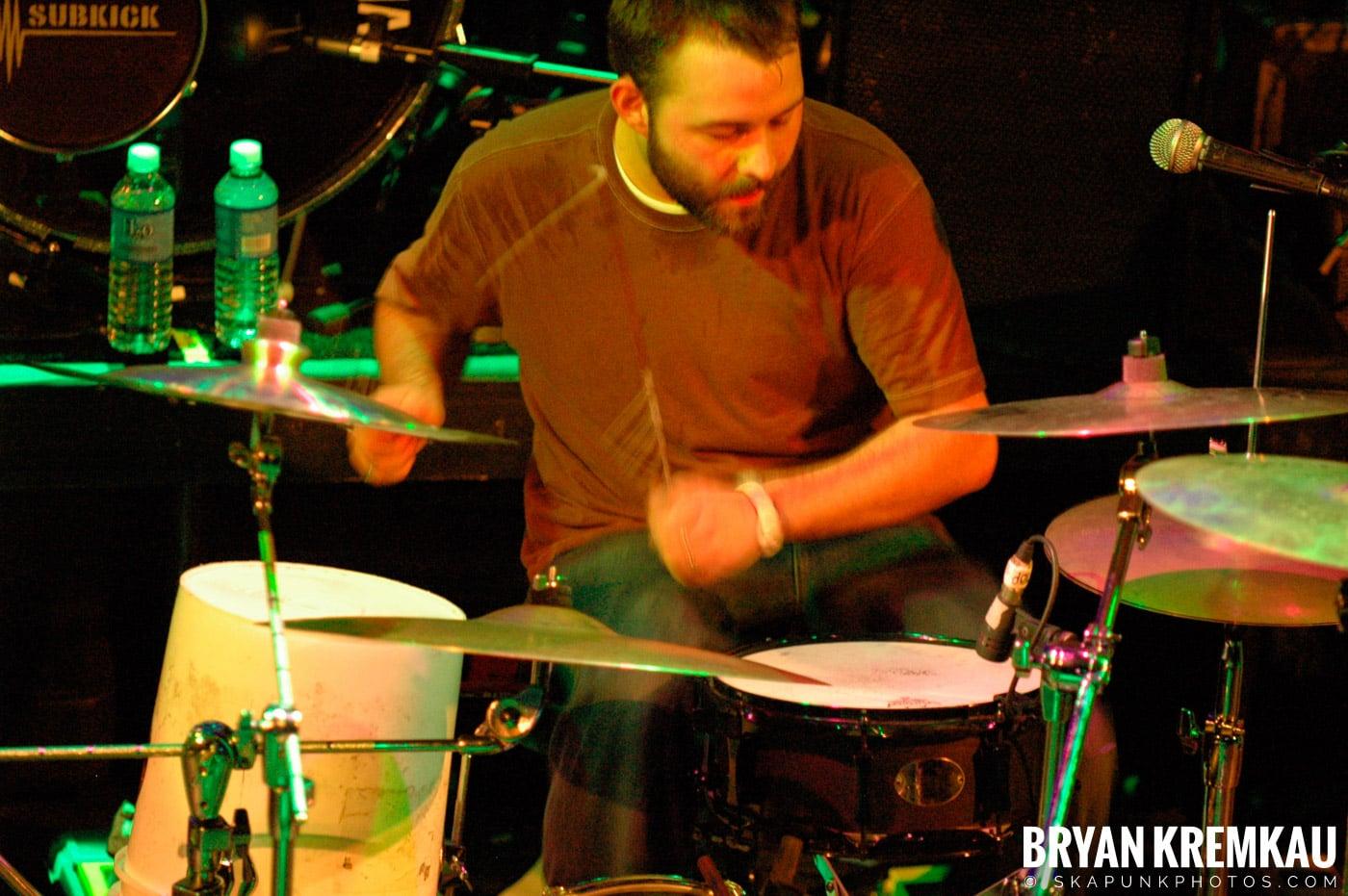 Rev. Peyton's Big Damn Band @ The Chance, Poughkeepsie NY - 2.21.08 (3)