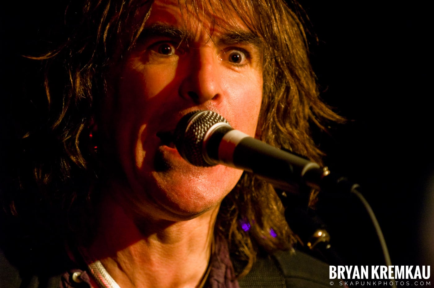 New Model Army @ Maxwells, Hoboken, NJ - 3.19.08 (7)