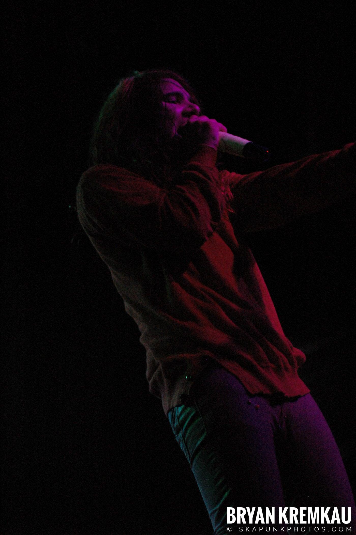 Sonny @ Irving Plaza, NYC - 4.11.08 (8)