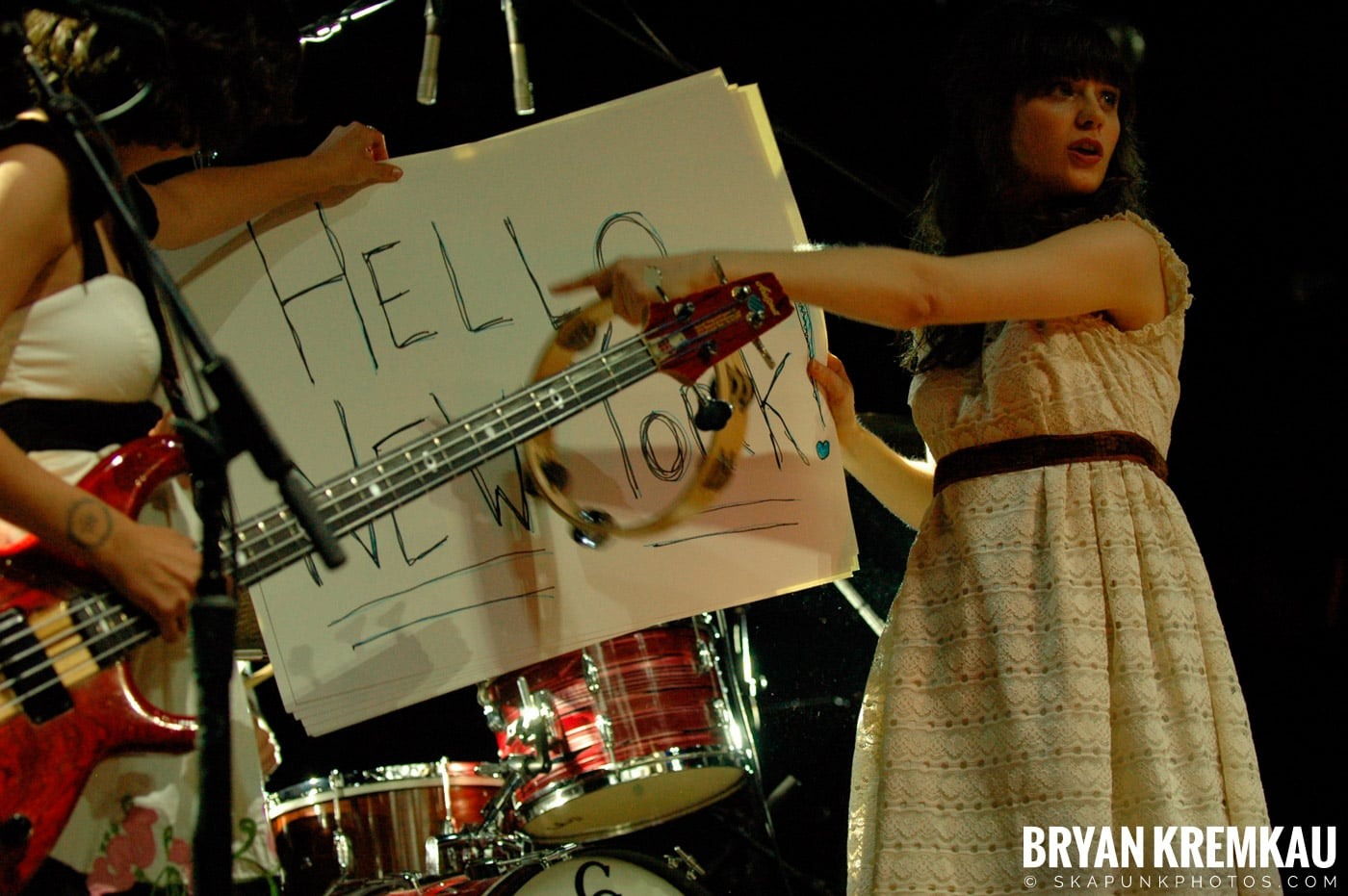 She and Him @ Webster Hall, NYC - 4.22.08 (29)