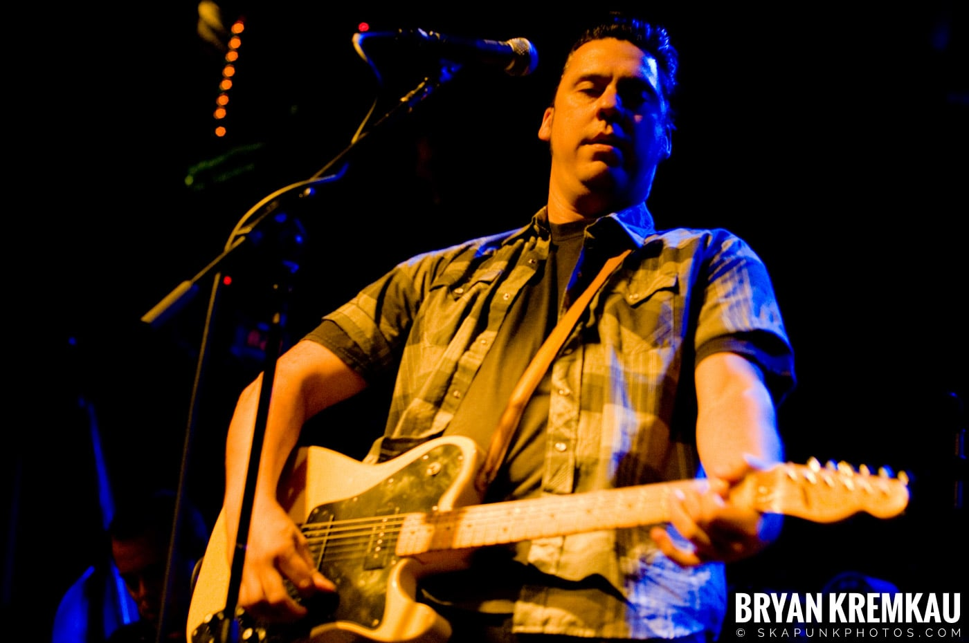 Jesse Dayton @ The Fillmore at Irving Plaza, NYC - 5.15.08 (8)