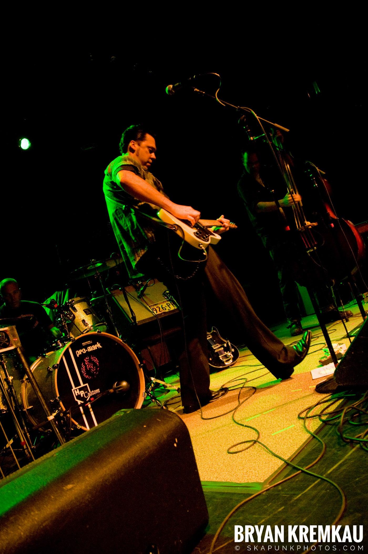 Jesse Dayton @ The Fillmore at Irving Plaza, NYC - 5.15.08 (4)