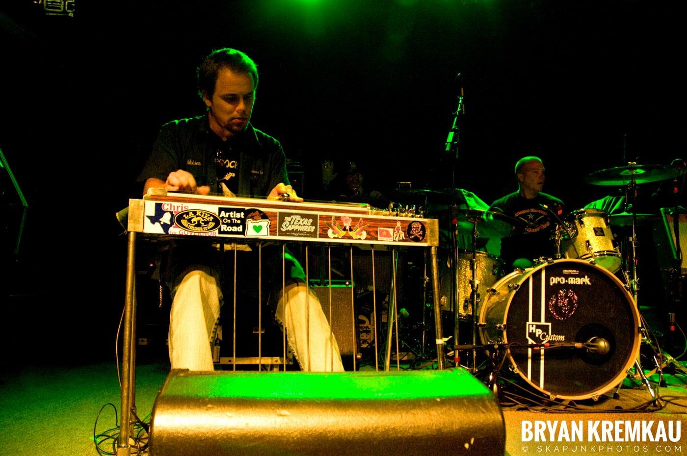 Jesse Dayton @ The Fillmore at Irving Plaza, NYC - 5.15.08 (2)