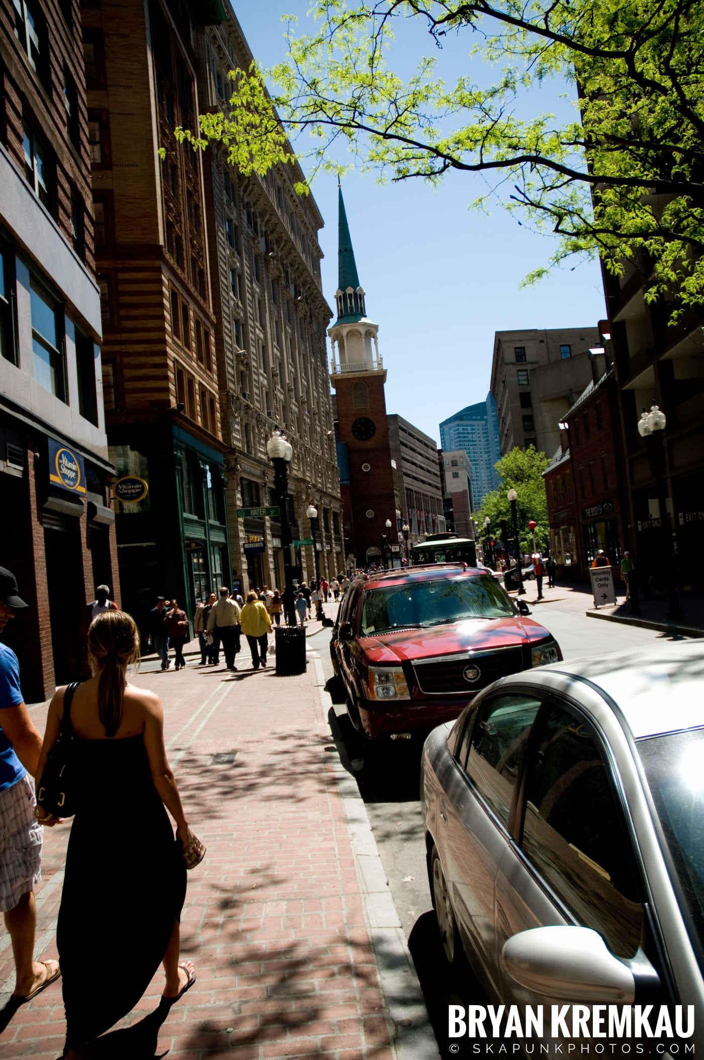 Memorial Day Weekend Trip to Boston - 5.25.08 (2)