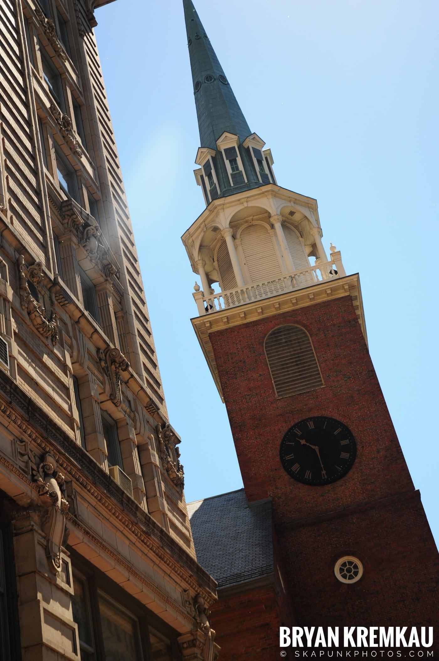 Memorial Day Weekend Trip to Boston - 5.25.08 (1)