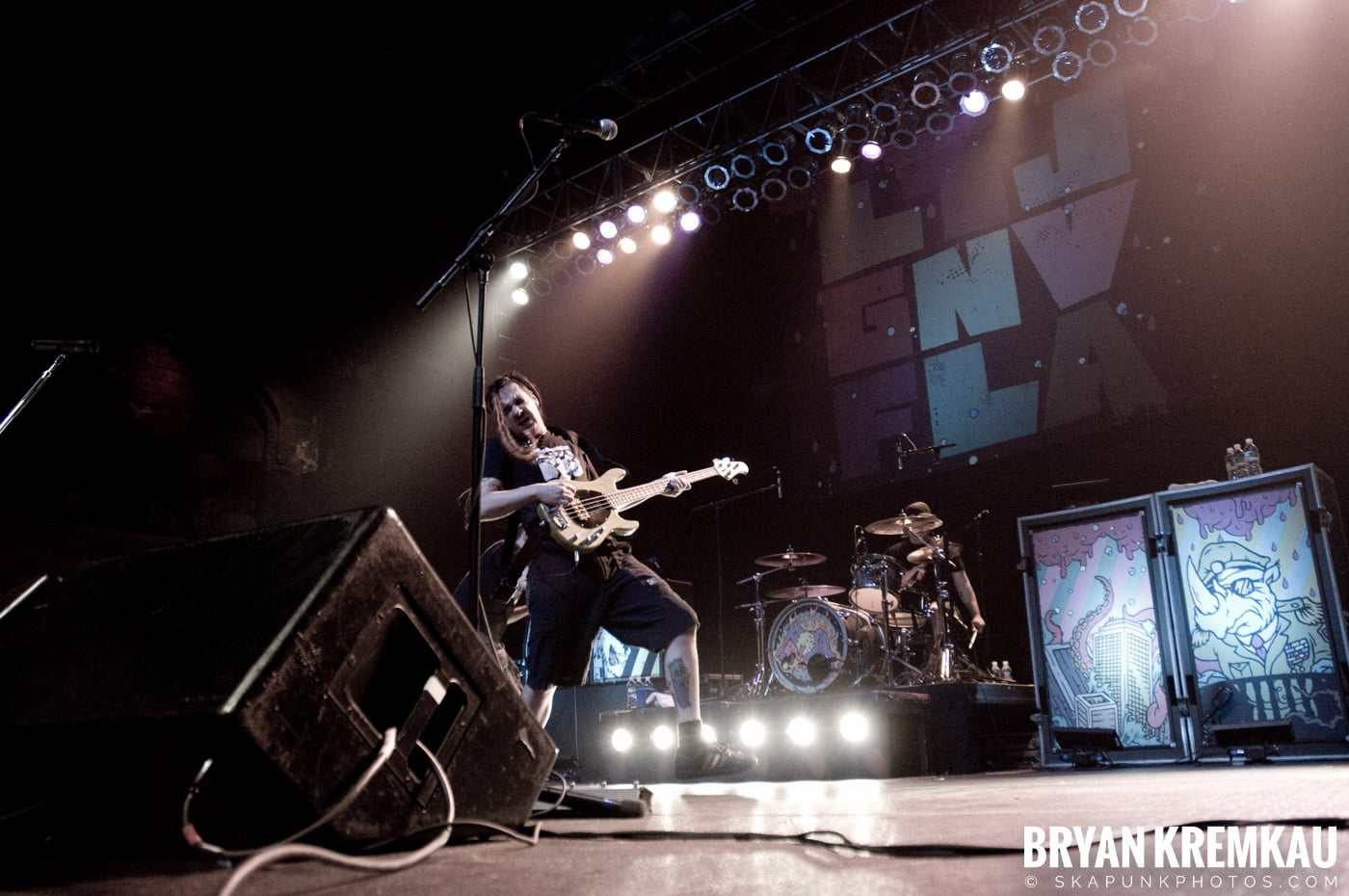 Less Than Jake @ Roseland Ballroom, NYC - 6.26.08 (5)