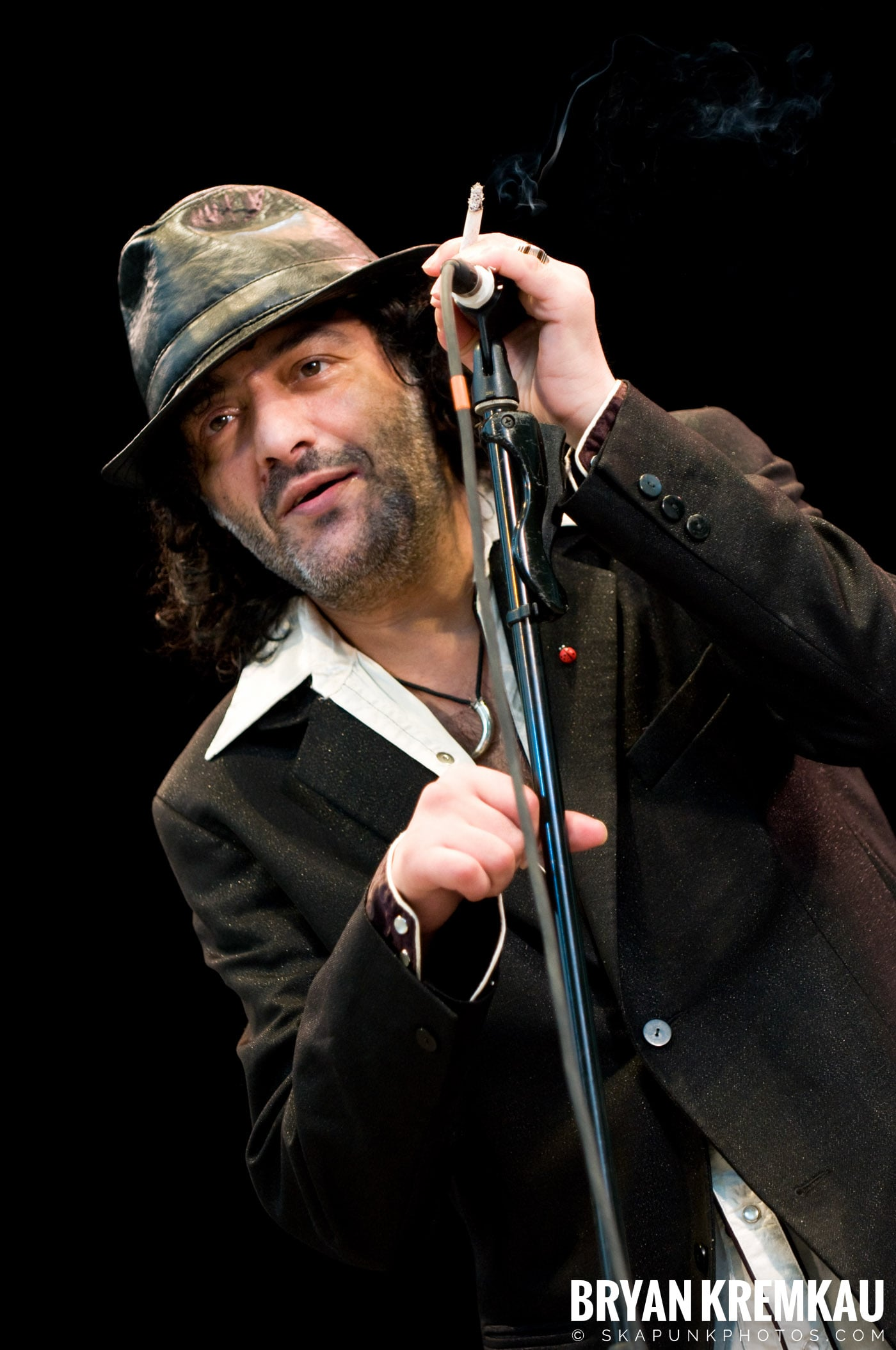 Rachid Taha @ Central Park SummerStage, NYC - 7.5.08 (21)