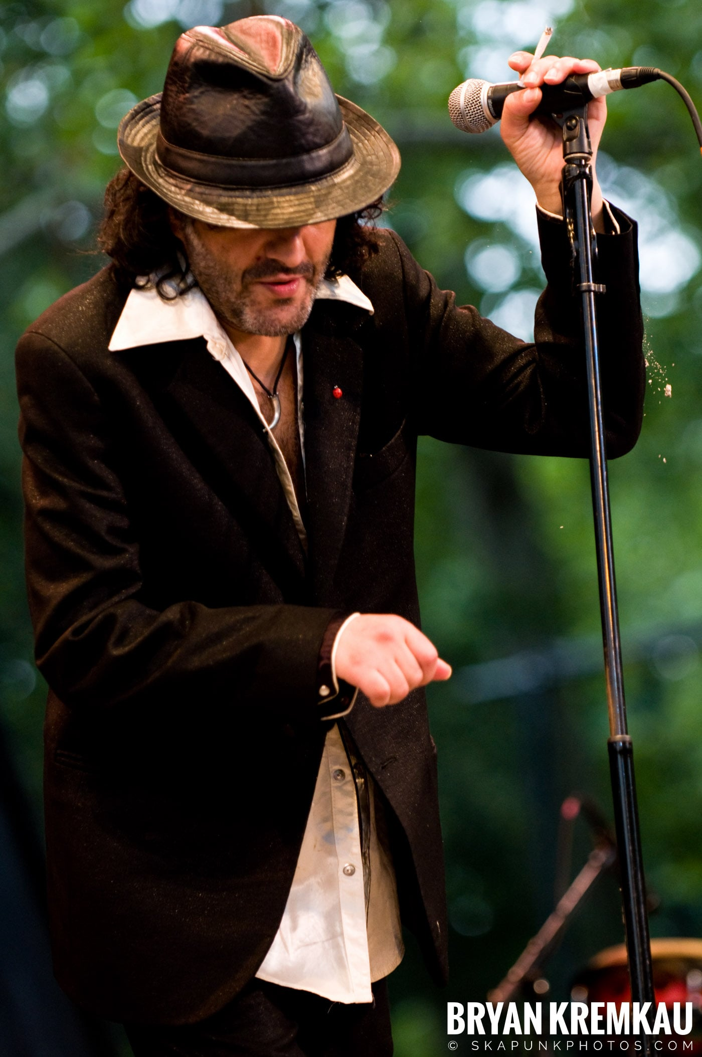 Rachid Taha @ Central Park SummerStage, NYC - 7.5.08 (19)