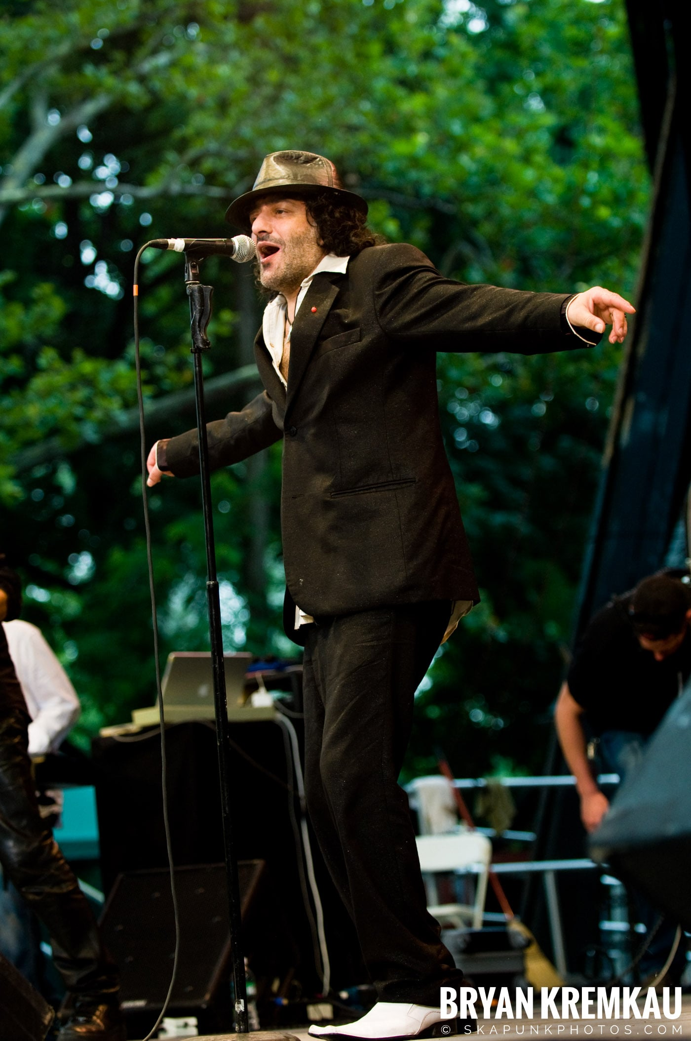 Rachid Taha @ Central Park SummerStage, NYC - 7.5.08 (17)