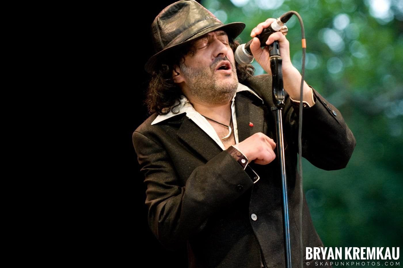 Rachid Taha @ Central Park SummerStage, NYC - 7.5.08 (10)