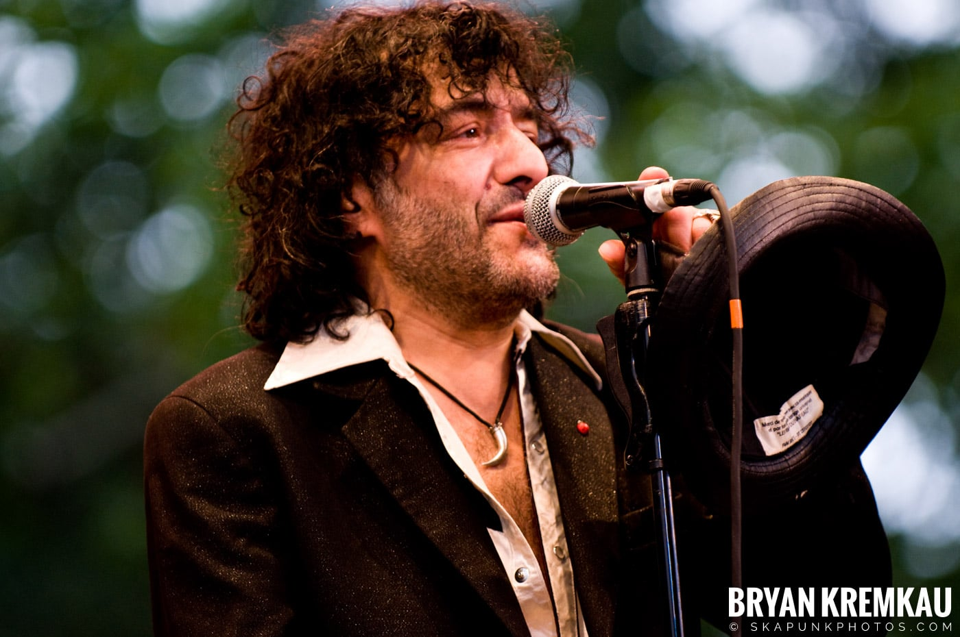 Rachid Taha @ Central Park SummerStage, NYC - 7.5.08 (6)