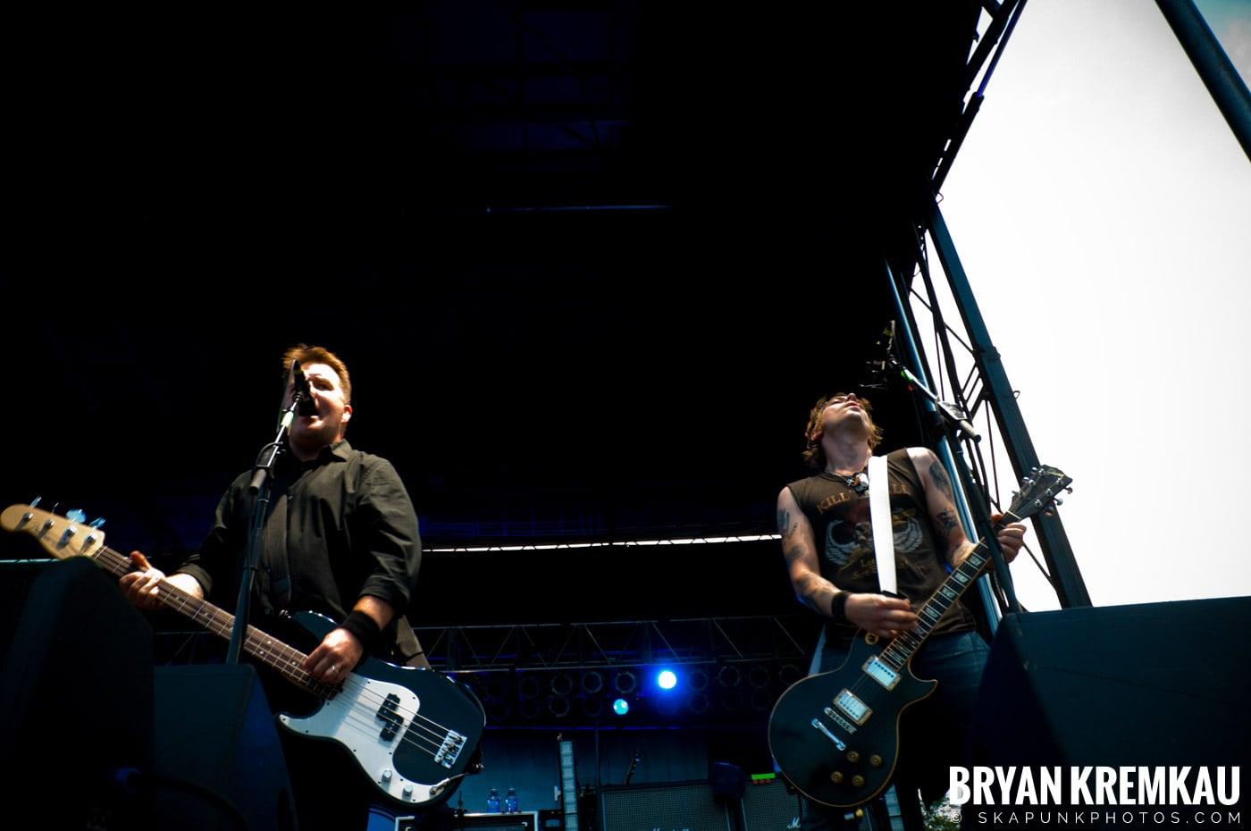 Dropkick Murphys @ Starland Summer Campout, Sayreville NJ - 7.13.08 (19)