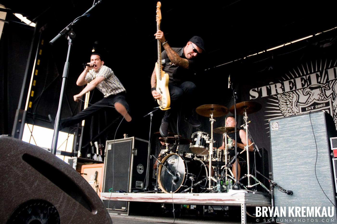 Street Dogs @ Warped Tour, Scranton PA - 7.27.08 (12)