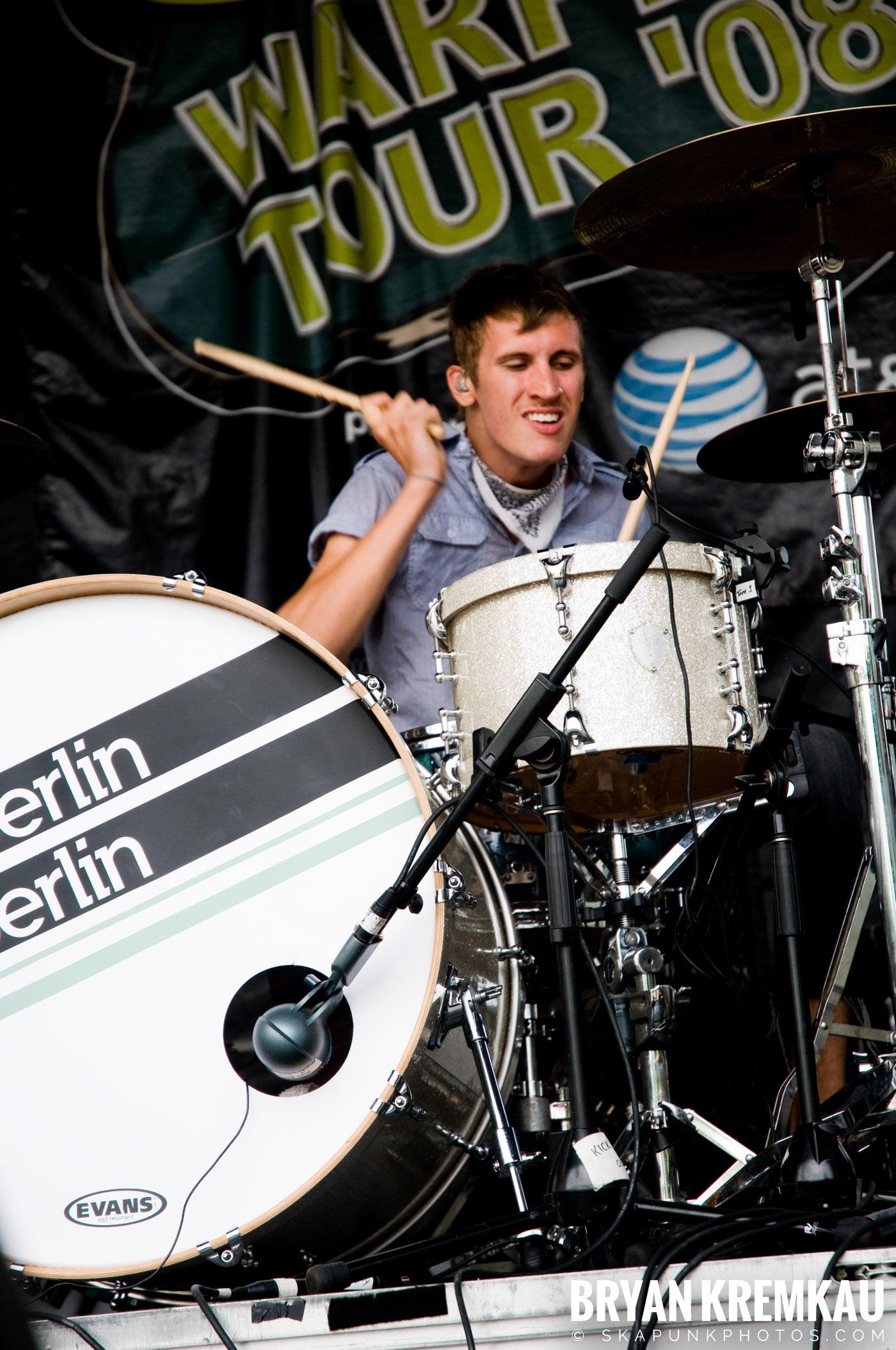 Anberlin @ Warped Tour 08, Scranton PA - 7.27.08 (11)