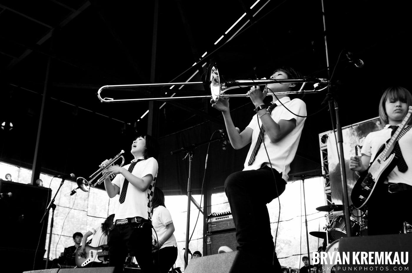 Oreskaband @ Warped Tour 08, Scranton PA - 7.27.08 (1)