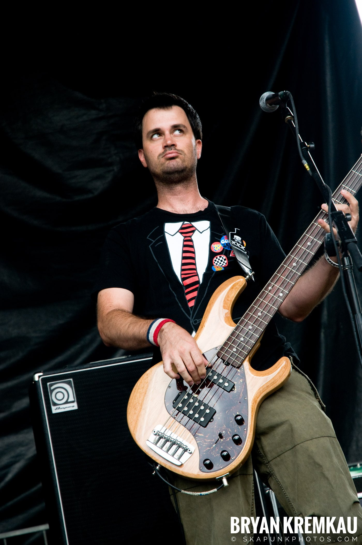 Reel Big Fish @ Warped Tour 08, Scranton PA - 7.27.08 (16)