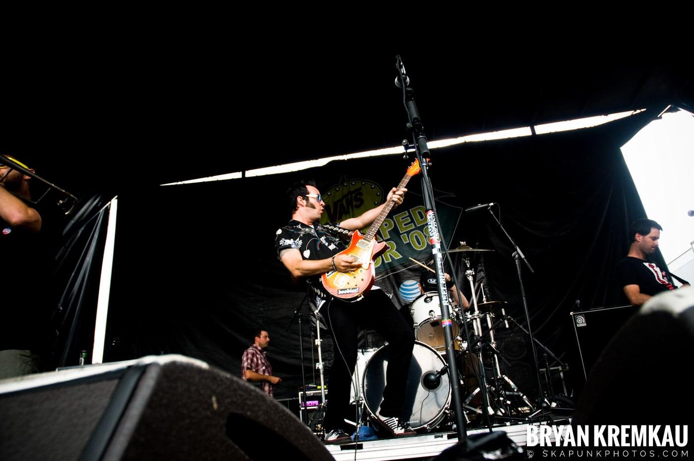 Reel Big Fish @ Warped Tour 08, Scranton PA - 7.27.08 (13)