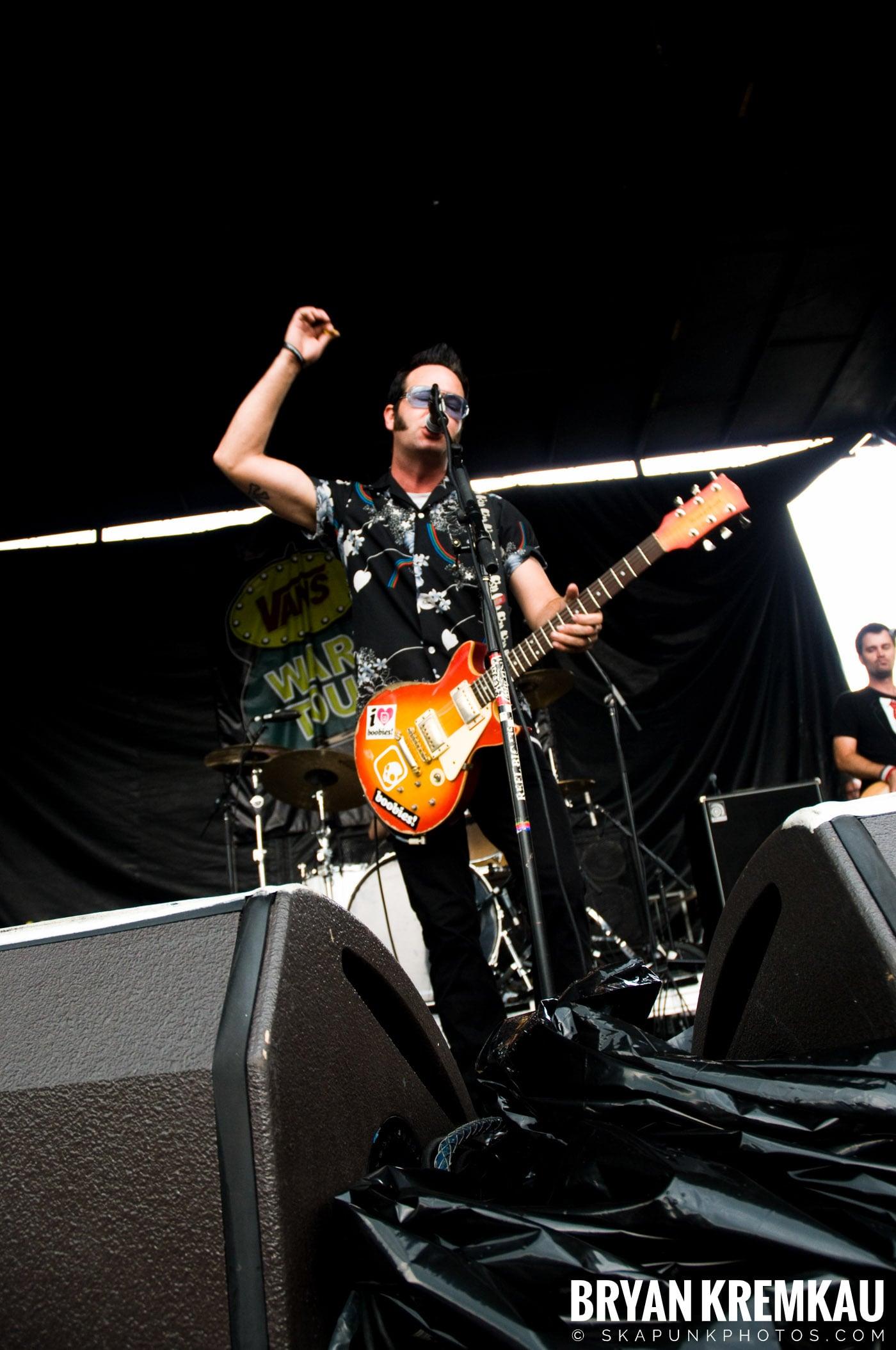 Reel Big Fish @ Warped Tour 08, Scranton PA - 7.27.08 (6)