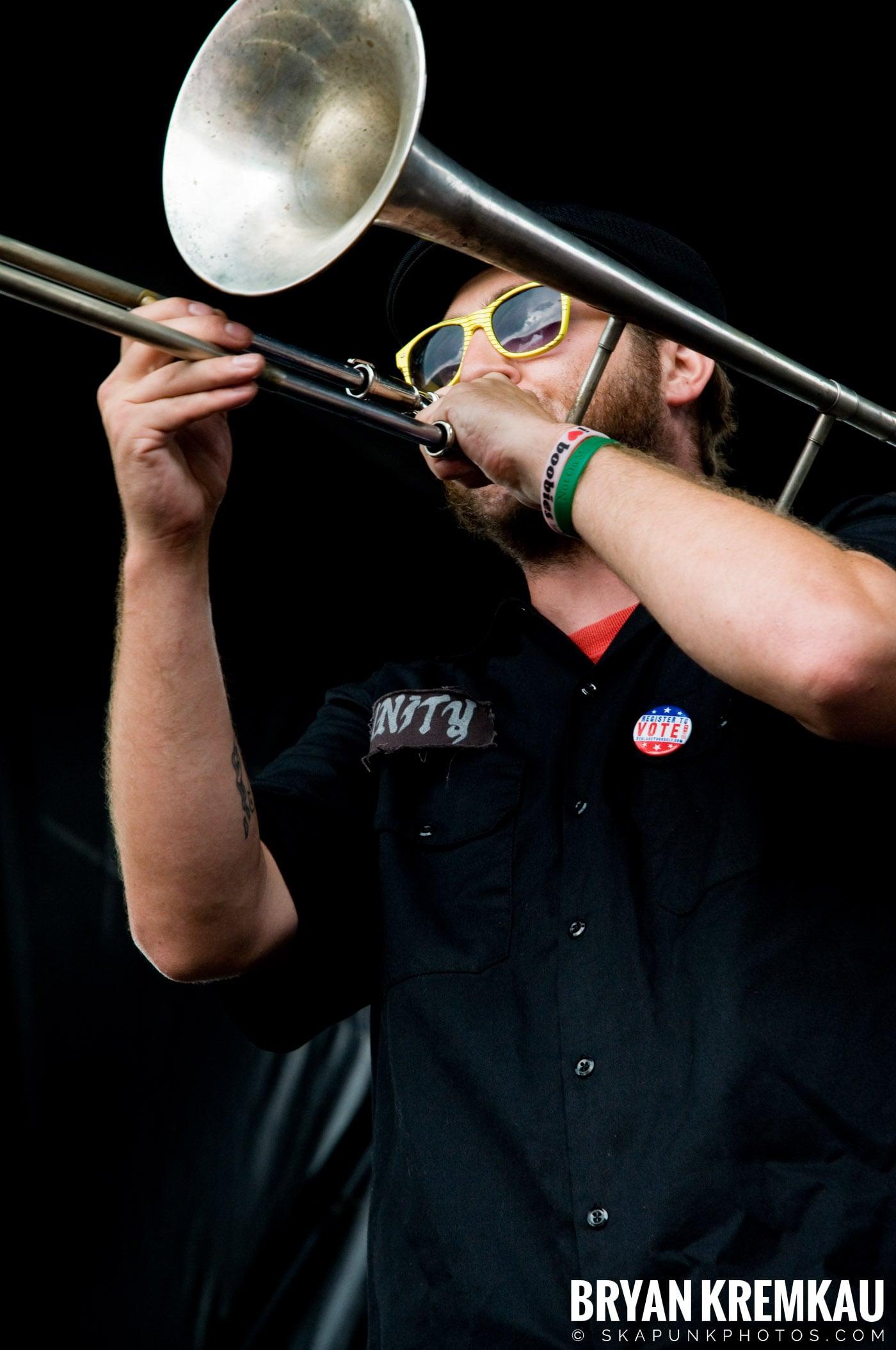 Reel Big Fish @ Warped Tour 08, Scranton PA - 7.27.08 (1)