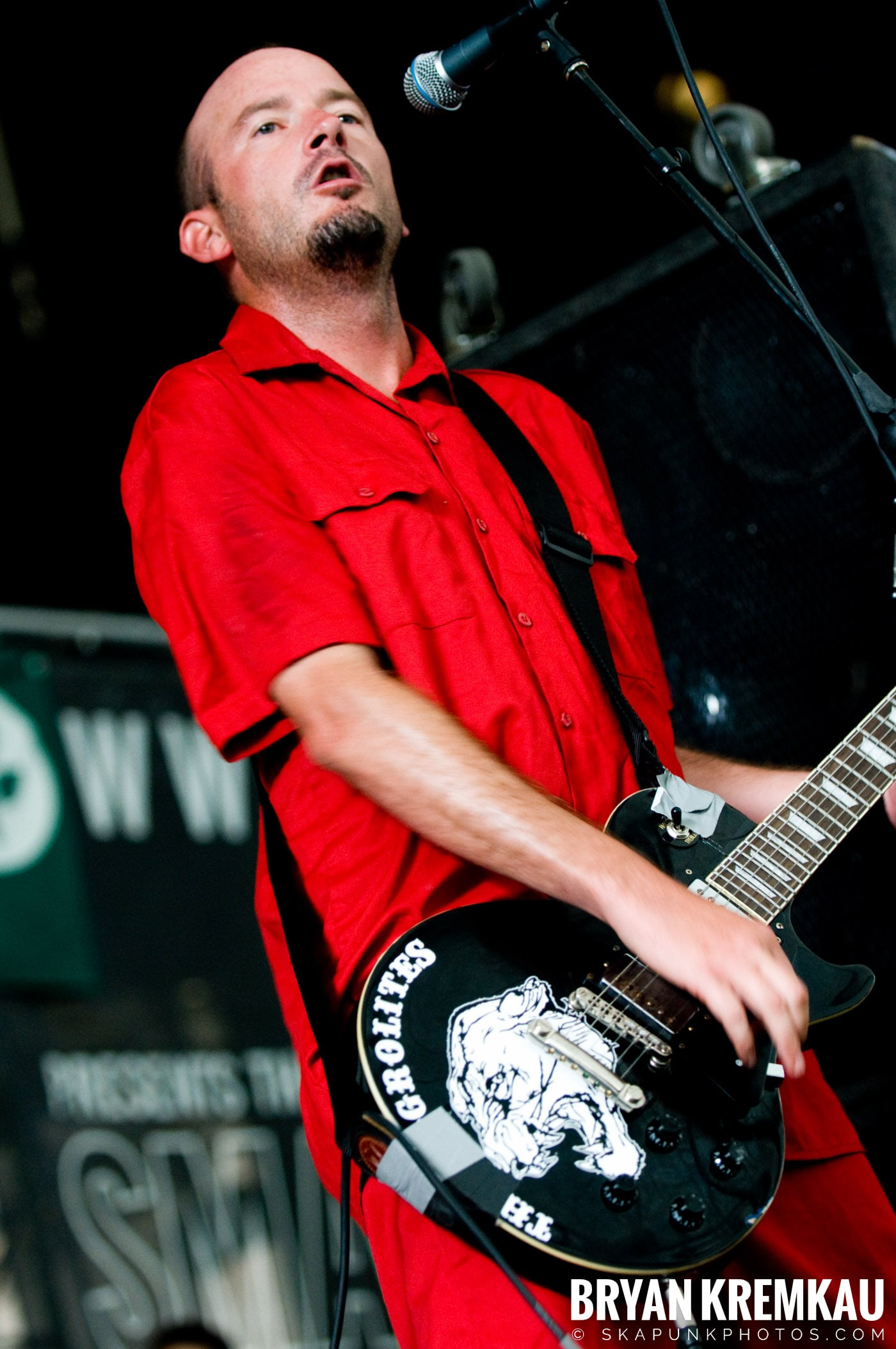The Aggrolites @ Warped Tour 08, Scranton PA - 7.27.08 (4)