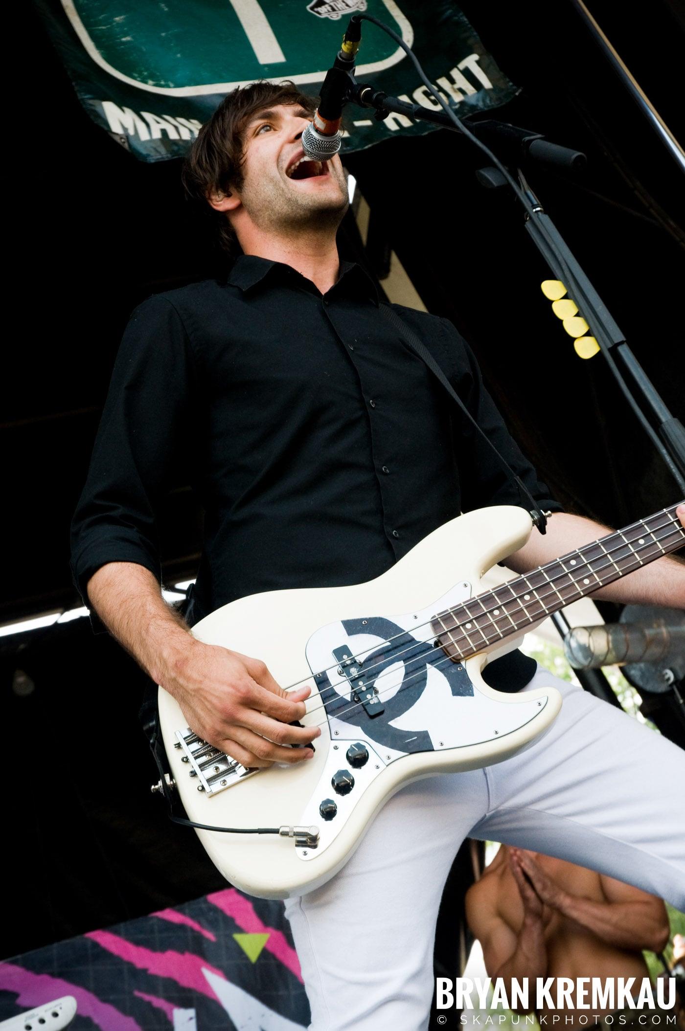 Cobra Starship @ Warped Tour 08, Scranton PA - 7.27.08 (2)
