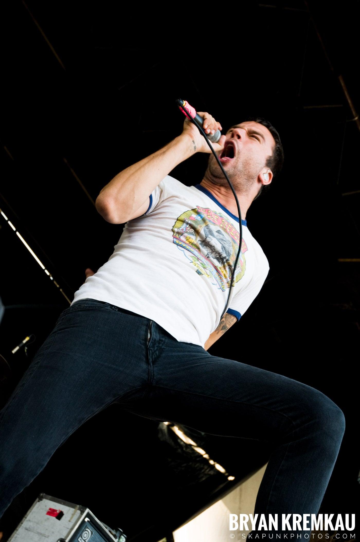 Say Anything @ Warped Tour 08, Scranton PA - 7.27.08 (9)