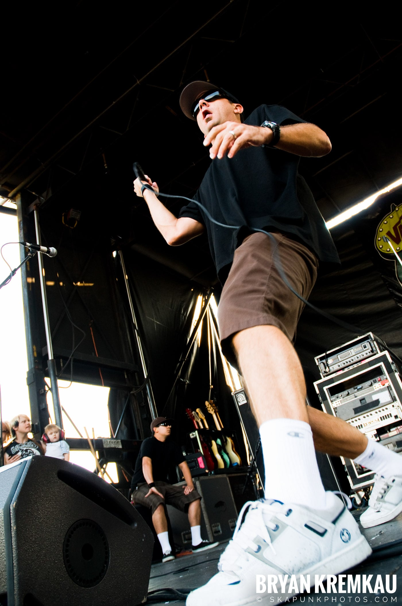 Pennywise @ Warped Tour 08, Scranton PA - 7.27.08 (12)