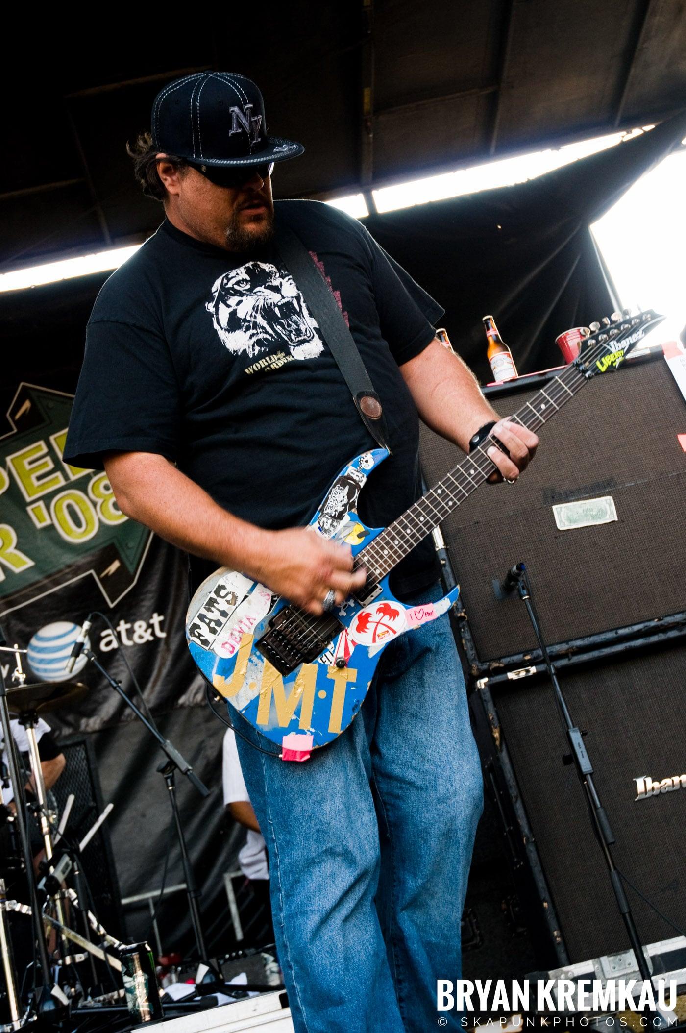 Pennywise @ Warped Tour 08, Scranton PA - 7.27.08 (11)