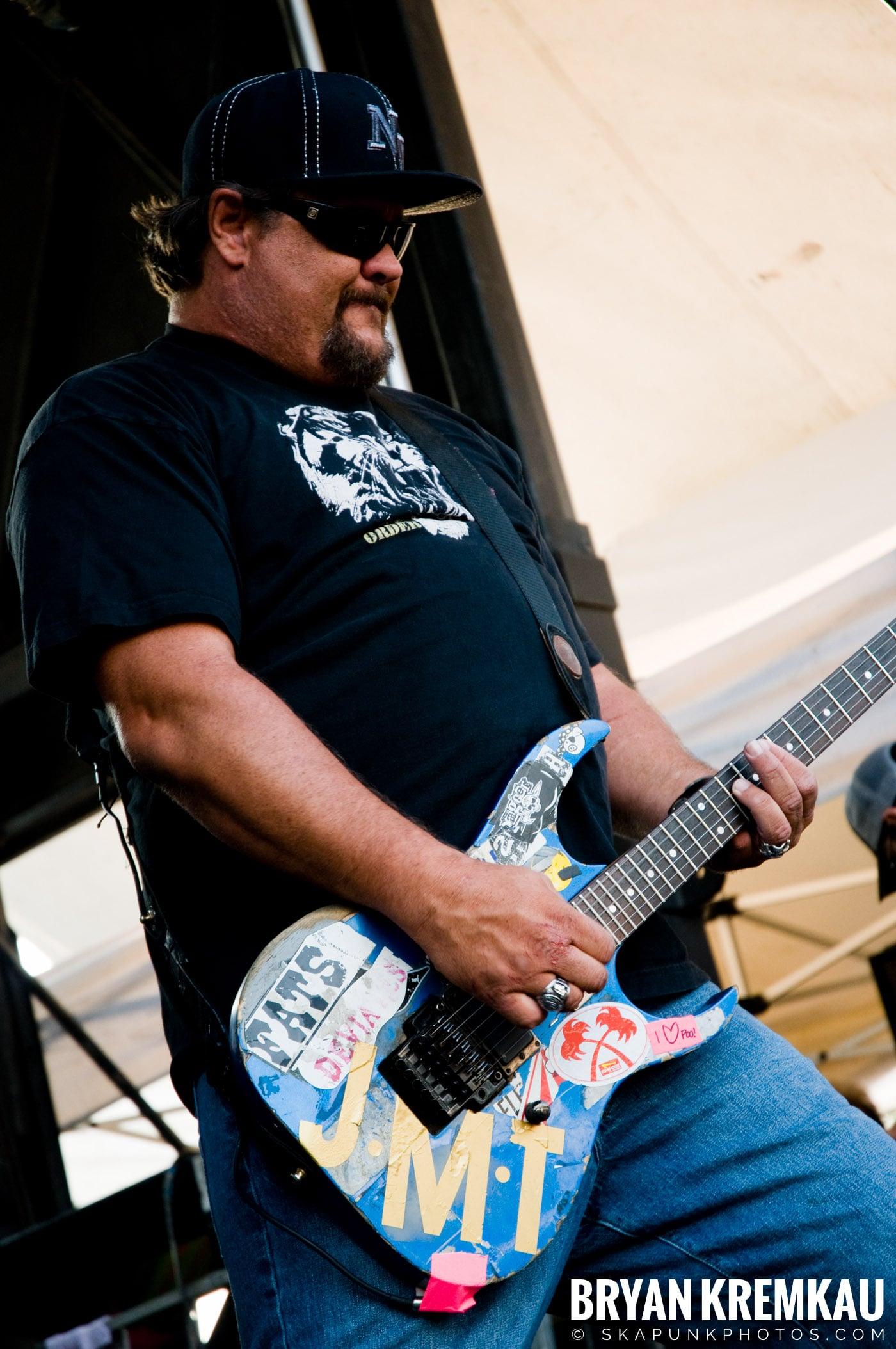 Pennywise @ Warped Tour 08, Scranton PA - 7.27.08 (9)