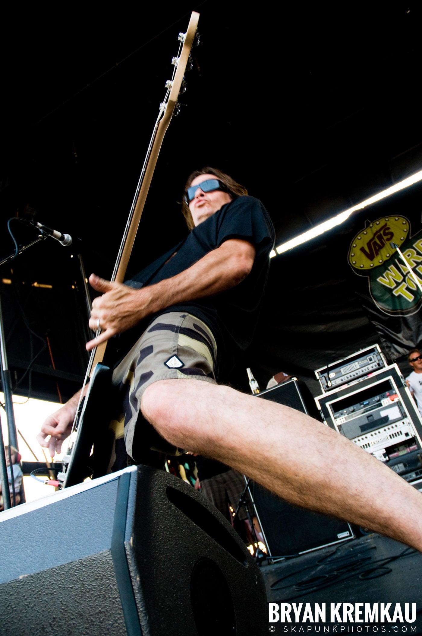 Pennywise @ Warped Tour 08, Scranton PA - 7.27.08 (7)