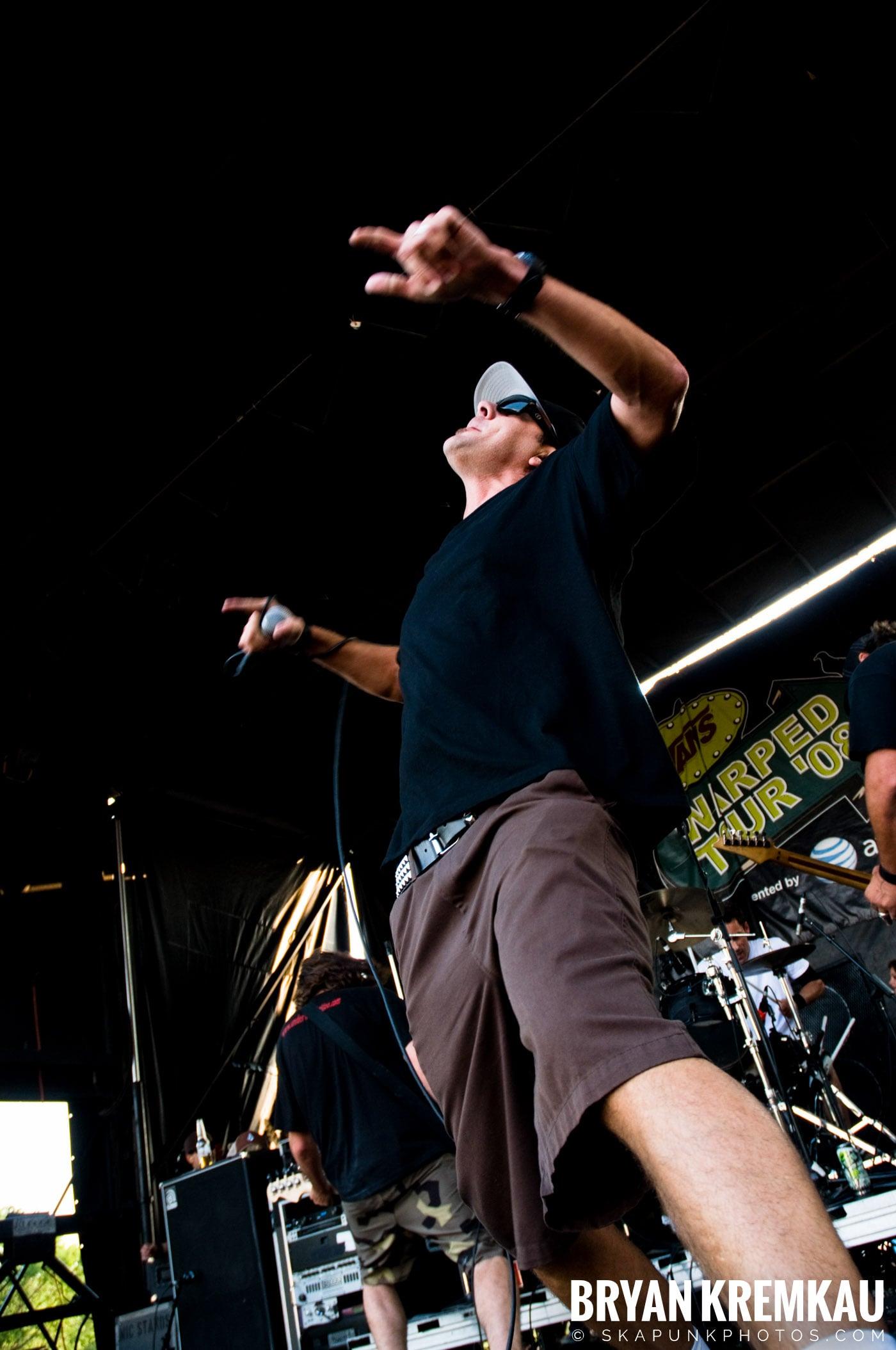 Pennywise @ Warped Tour 08, Scranton PA - 7.27.08 (3)