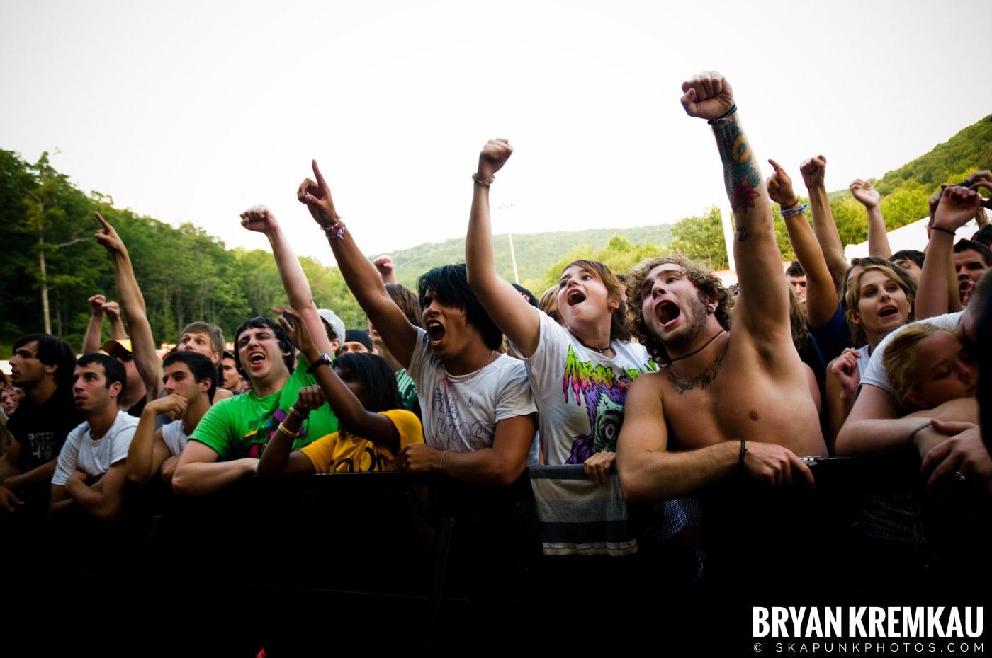 Everytime I Die @ Warped Tour 08, Scranton PA - 7.27.08 (5)