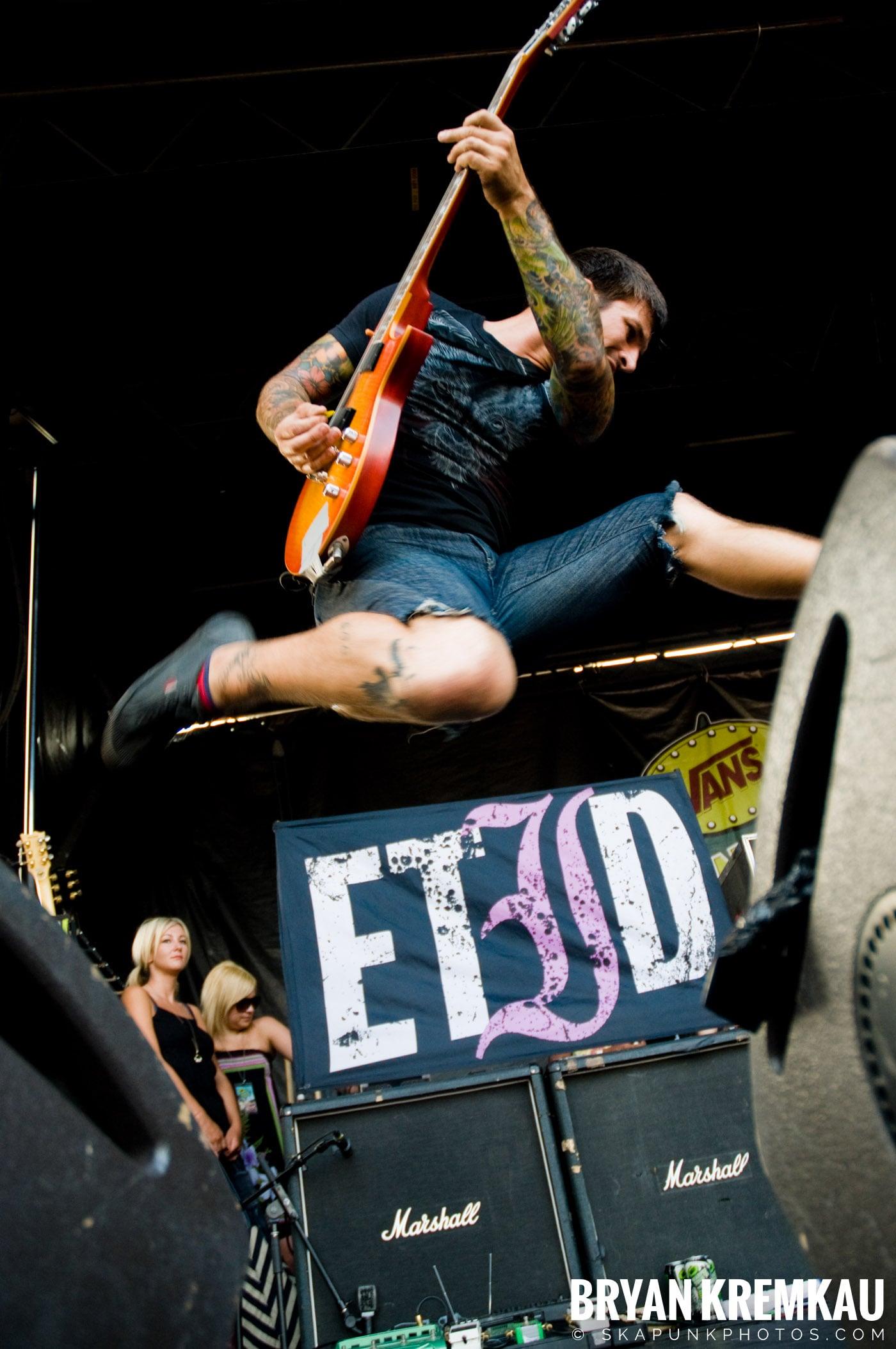 Everytime I Die @ Warped Tour 08, Scranton PA - 7.27.08 (3)