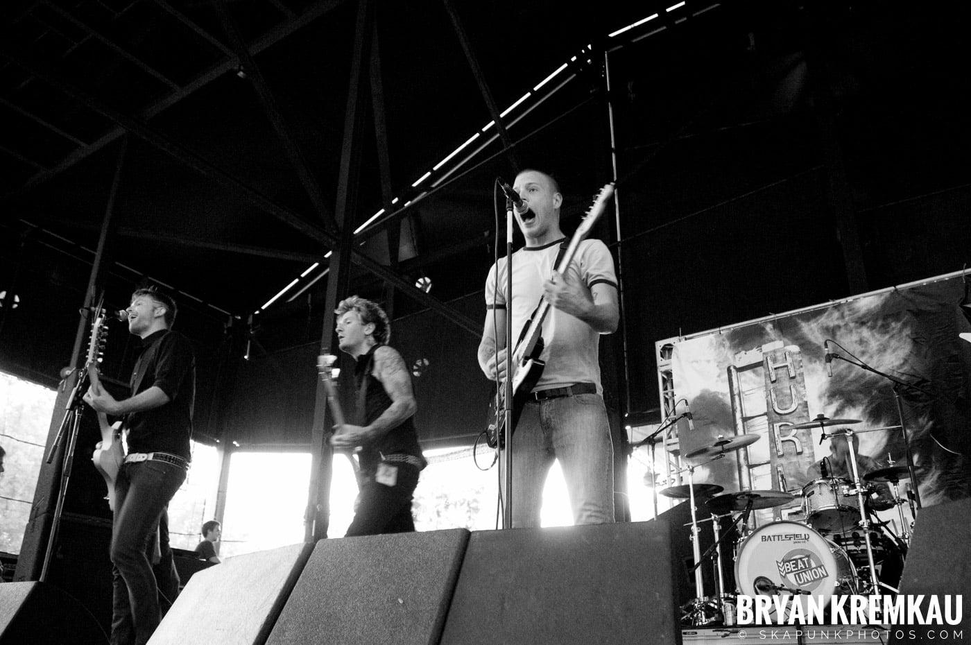Beat Union @ Warped Tour 08, Scranton PA - 7.27.08 (3)