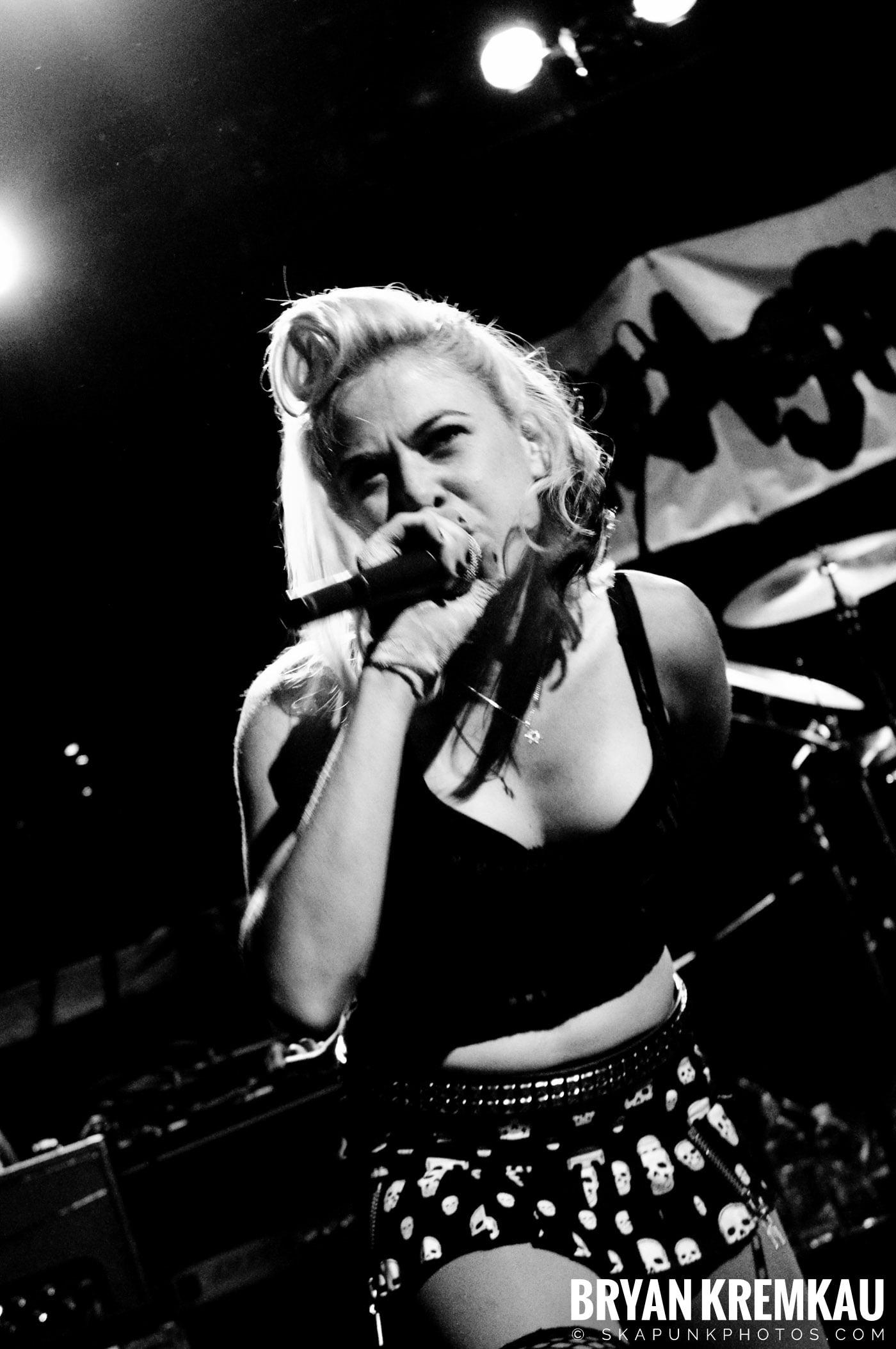 Shira Girl @ The Fillmore at Irving Plaza, NYC – 10.15.08 (9)